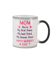 Mom Forever Friend Color Changing Mug thumbnail
