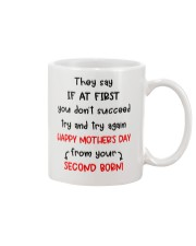 From Second Born Mug front