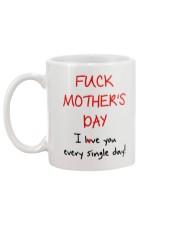 Love Every Single Day Mug back
