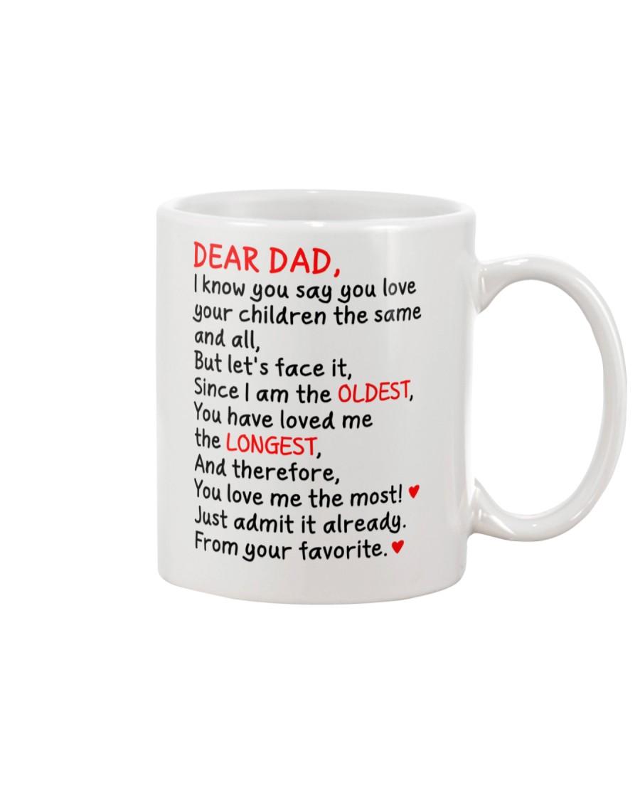 I Am The Oldest Mug