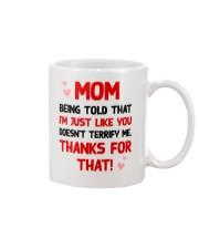 Just Like You Mug front