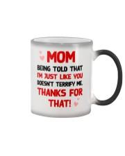 Just Like You Color Changing Mug thumbnail