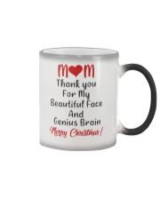 Beautiful Face And Genius Brain Color Changing Mug thumbnail