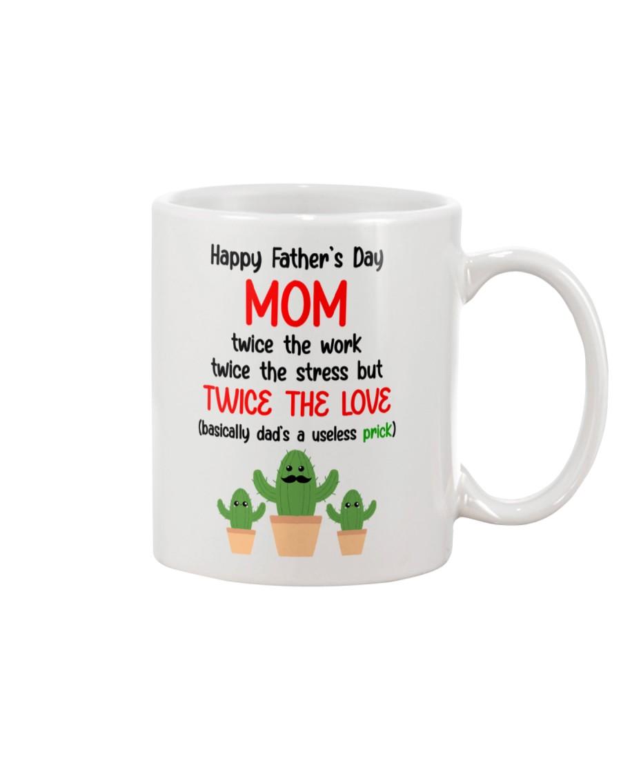 Twice The Love Single Mom Mug