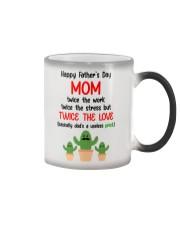 Twice The Love Single Mom Color Changing Mug thumbnail