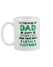 most loyal customer Mug back