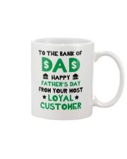 most loyal customer Mug front
