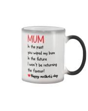 Mum Wiped My Bum  Color Changing Mug thumbnail