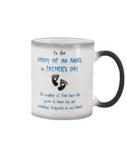 Daddy Of An Angel Color Changing Mug thumbnail