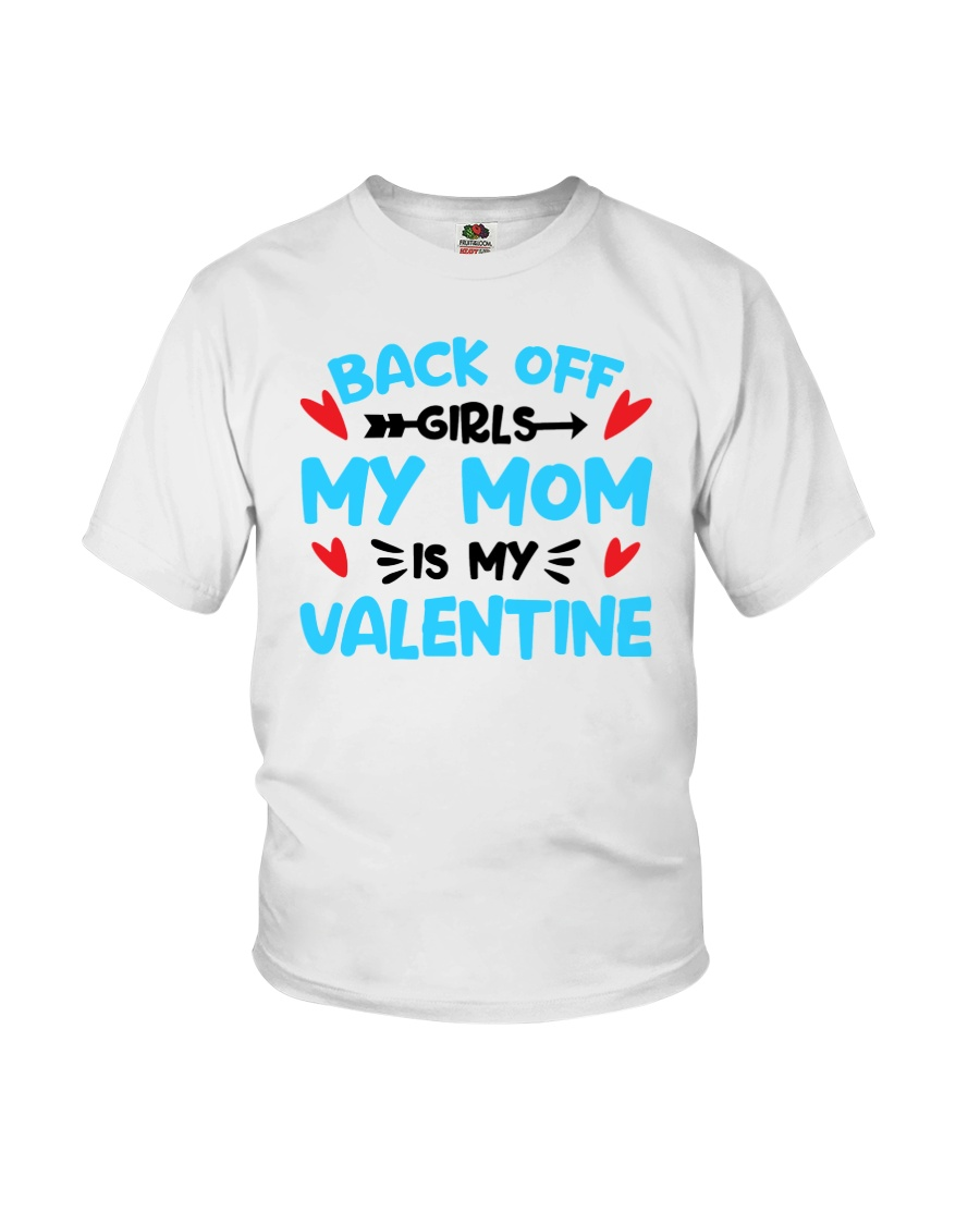 My Mom is Valentine Youth T-Shirt