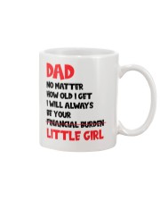Be Your Financial Burden Mug front