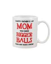 Happy Father's Day Mom Mug front