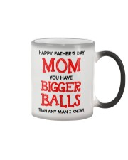 Happy Father's Day Mom Color Changing Mug thumbnail