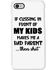 Cussing In Front Of My Kid Phone Case thumbnail