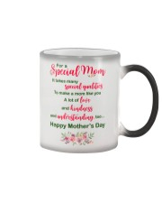 To Special Mom Color Changing Mug thumbnail