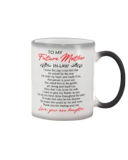 To My Future Mother-in-law Color Changing Mug thumbnail