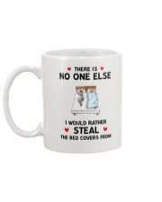 I Would Rather Steal The Bed Covers Mug back