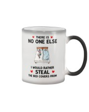 I Would Rather Steal The Bed Covers Color Changing Mug thumbnail