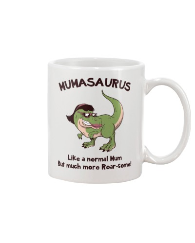 Mumasaurus More Roar Some