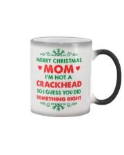 Mom I'm Not A Crackhead Color Changing Mug thumbnail