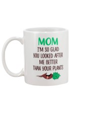 Better Than Your Plants Mug back