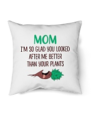 Funny Mom Mug and more Mother's Day Gifts - Giftza Indoor Pillow tile