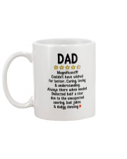 Four Point Five tars Dad Mug back