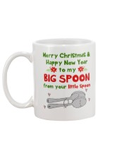 Big Spoon Xmas Mug back