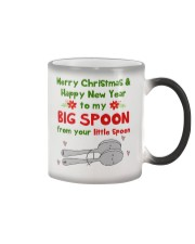 Big Spoon Xmas Color Changing Mug thumbnail