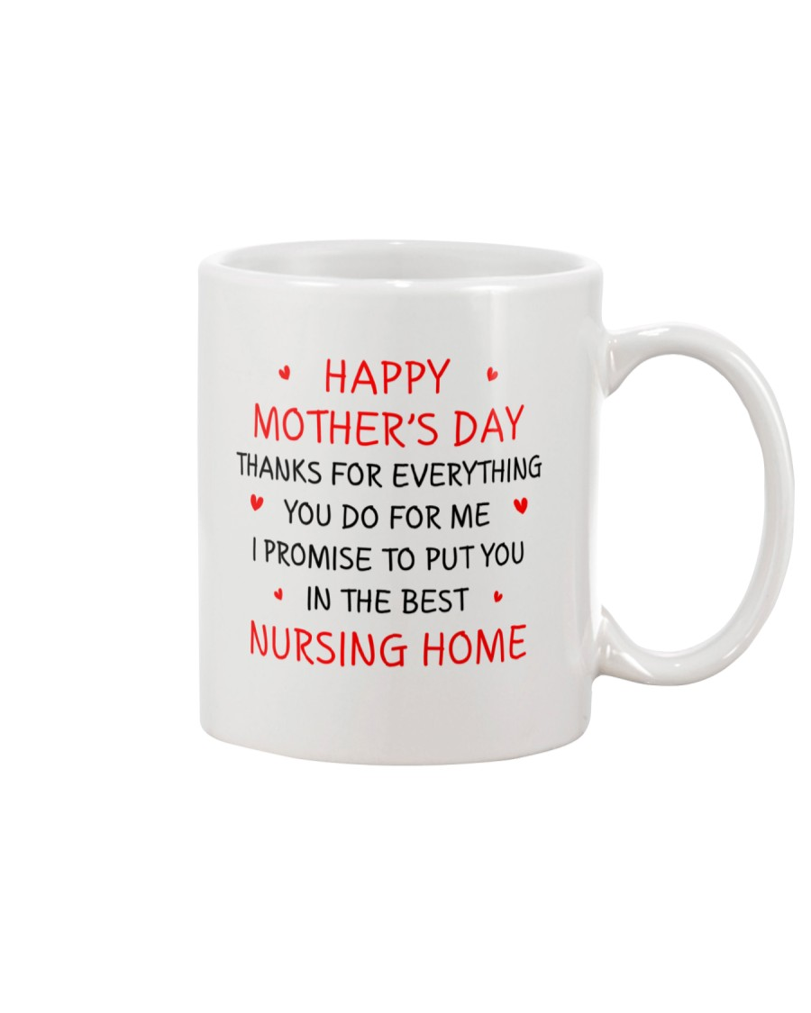 Best Nursing Home Mug