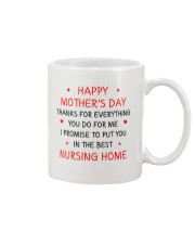 Best Nursing Home Mug front