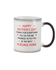 Best Nursing Home Color Changing Mug thumbnail