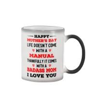 Comes With A Badass Mom Color Changing Mug thumbnail