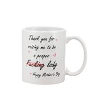 Proper Lady Mug front