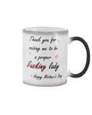Proper Lady Color Changing Mug thumbnail