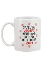 Of All Vaginas In Lands Mug back