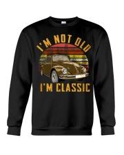 Not Old Classic Crewneck Sweatshirt thumbnail