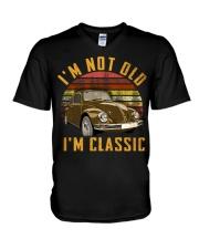 Not Old Classic V-Neck T-Shirt thumbnail