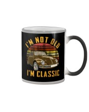 Not Old Classic Color Changing Mug thumbnail