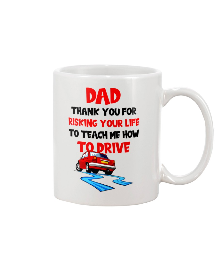 Teach Me How To Drive Mug