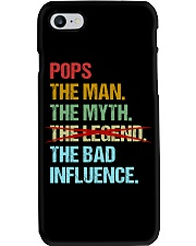 Pops Legend Bad Influence Phone Case thumbnail