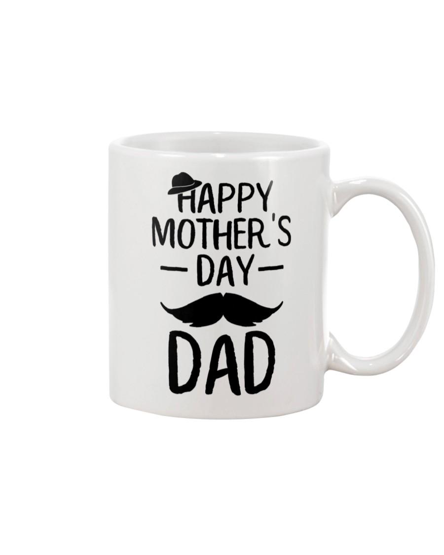 Happy Mother's Day Dad Mug