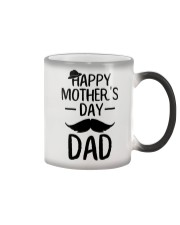Happy Mother's Day Dad Color Changing Mug thumbnail
