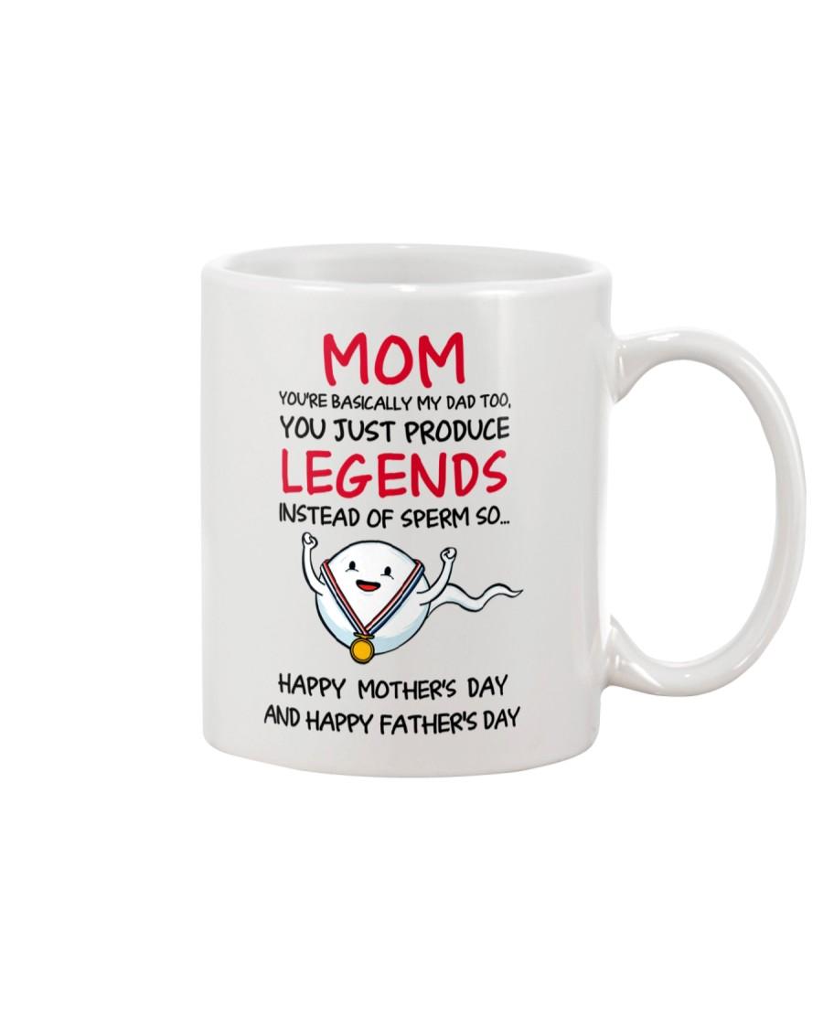 Single Mom Legend Mug