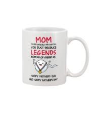 Single Mom Legend Mug front