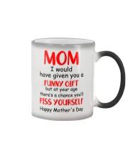Funny Gift Piss Yourself Color Changing Mug thumbnail