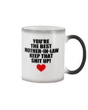 Keep Best Mother-in-law Color Changing Mug thumbnail