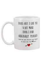 Originally Plane Best Ck Mug back