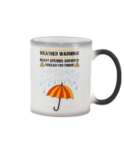 Heavy Sperm Showers Forest Color Changing Mug thumbnail