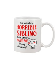 Horrible Sibling Mug front